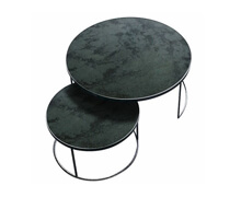 Charcoal Coffee Table Set of 2 | Decord.gr