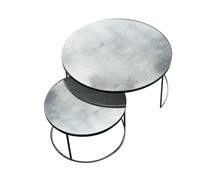 Coffee Table Set of 2 | Decord.gr