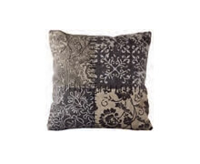 Cushion 50x50 Pattern Brown | Decord.gr