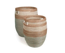 Rope Baskets Set of 2 | Decord.gr