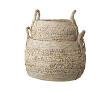 Wateryakinth Baskets White Wash | Decord.gr