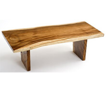Suar Dining Table Natural | Decord.gr