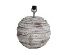 Lamp Base Antique Grey 32x38 | Decord.gr
