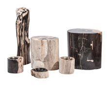 Petrified Stools | Decord.gr
