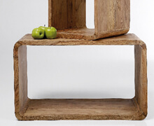 Wooden Side Tables | Decord.gr