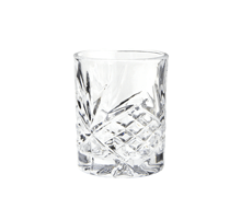 Drinking Glass Amber Clear | Decord.gr