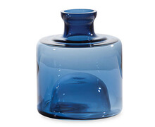 Bottle Recycled Glass Blue | Decord.gr