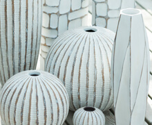 Vases with Pattern Ceramics | Decord.gr